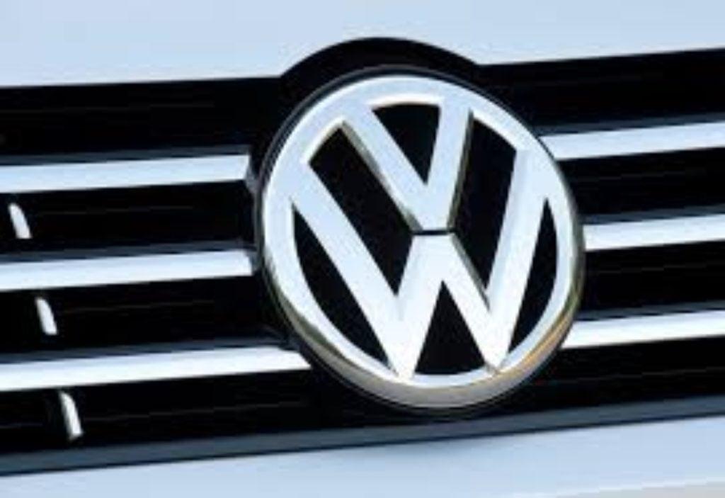Volkswagen New Logo Image