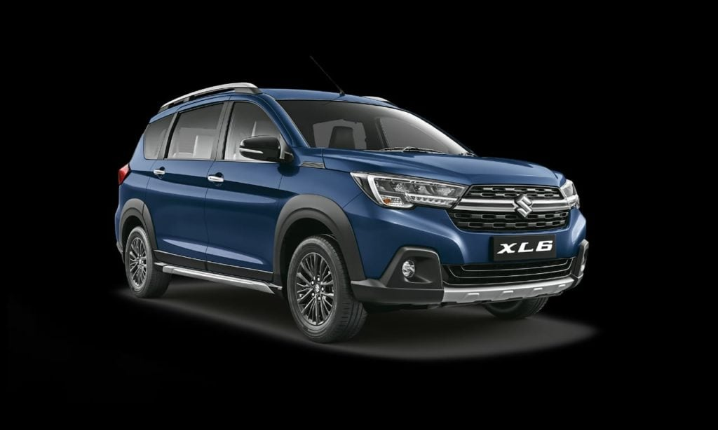 Maruti XL6 September Sales Image