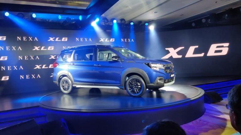 Maruti Suzuki XL6 Has Already Received 2,000 Bookings!