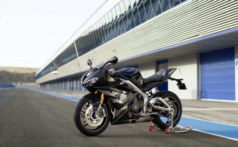 Triumph Daytona 765 Unveiled at the MotoGP British Grand Prix!