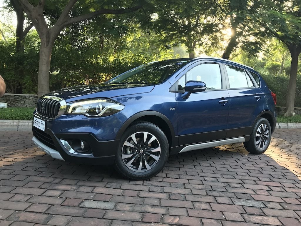 The S-Cross will also see a petrol version at the 2020 Auto Expo
