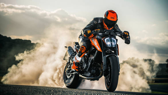 KTM Sells 41 Units Of The Duke 790 Hypernaked Motorcycle