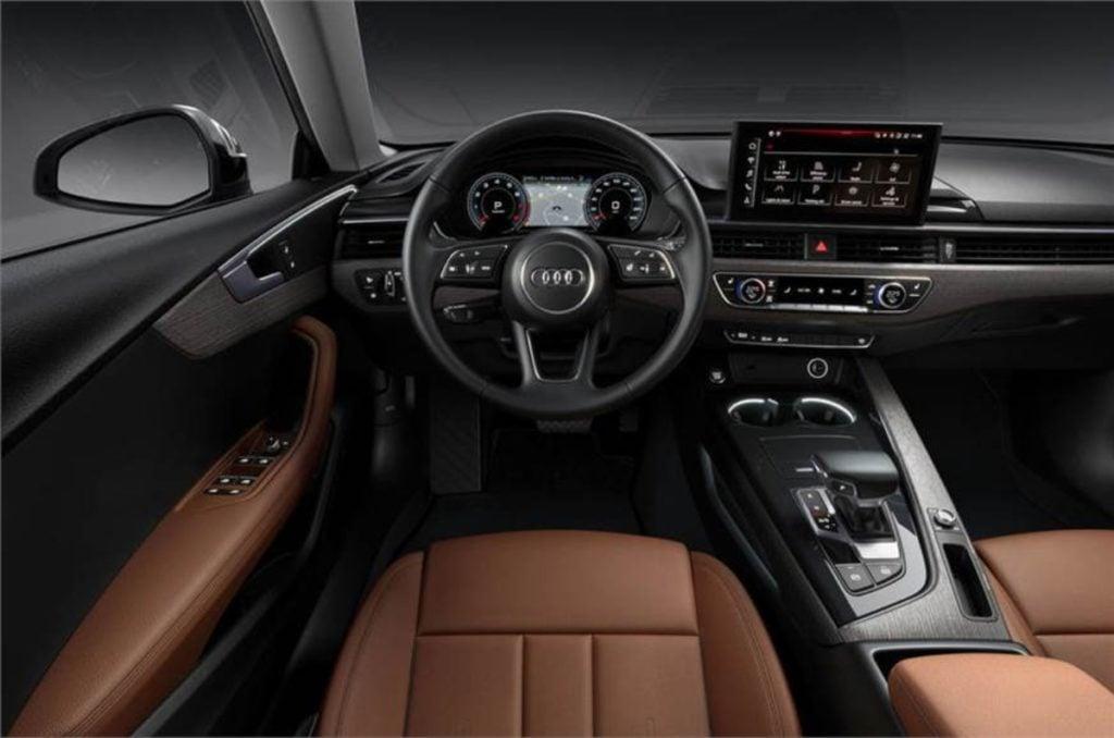2019 Audi A5 Facelift Interiors image