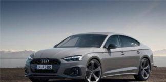 2019 Audi A5 Facelift Image