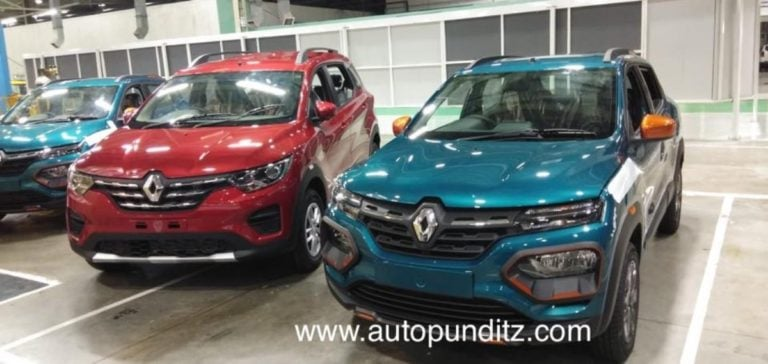 Maruti S Presso Rival Renault Kwid Facelift To Launch On Oct 1 – Details
