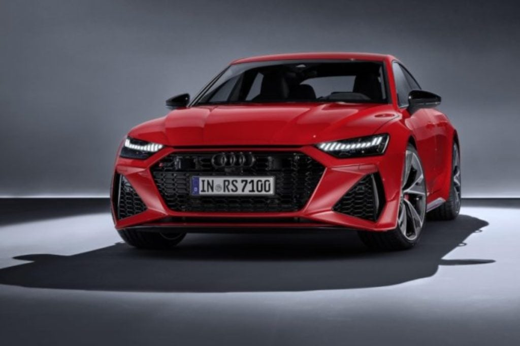 2020 Audi RS7 Image