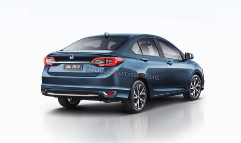 2020 Honda City Rendered – This Is How The Sedan Could Look Like