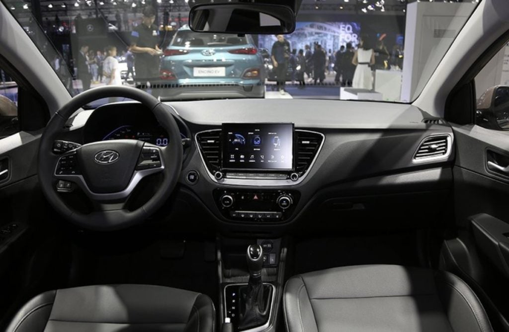2020 Hyundai Verna Facelift Interiors image