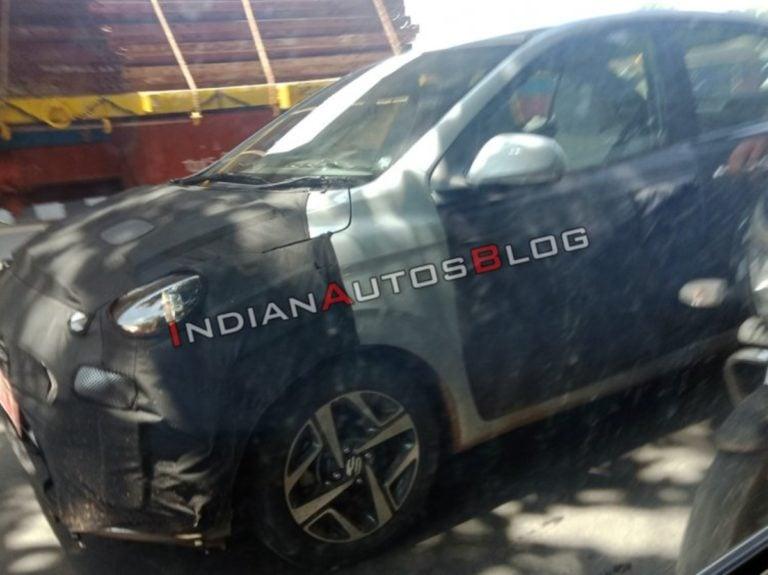 Hyundai Aura Engine Options Out; To Get A 1.0 Litre Turbo Petrol Engine