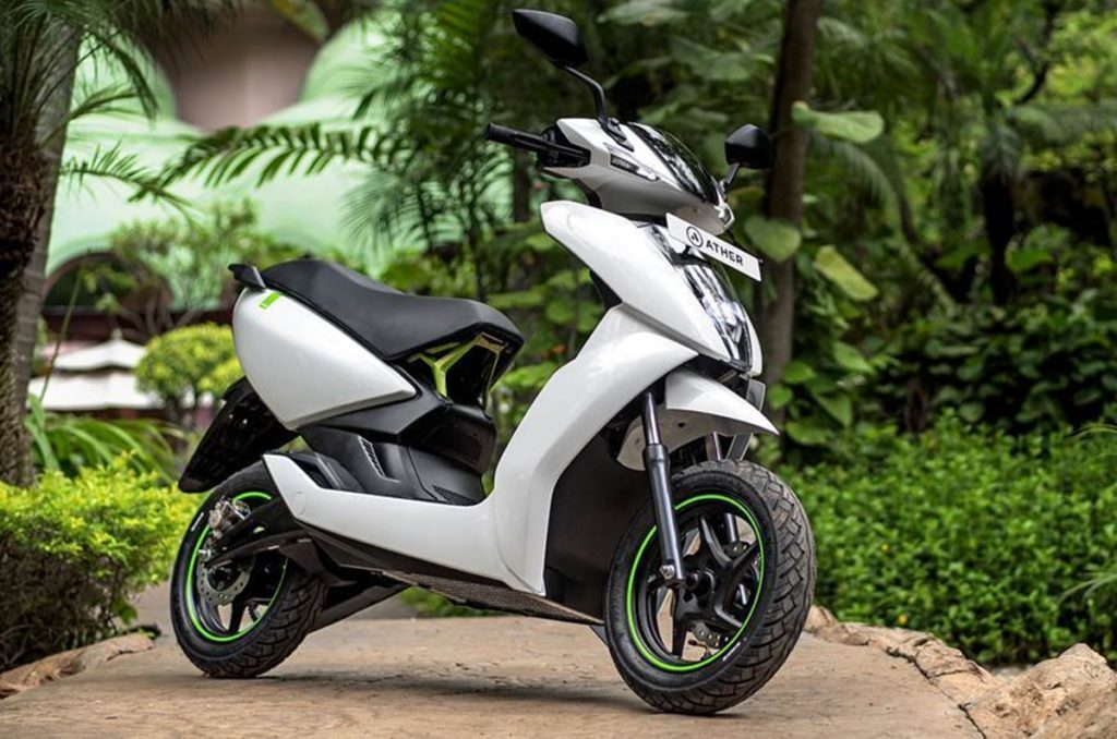 Ather 340 discontinued due to less demand