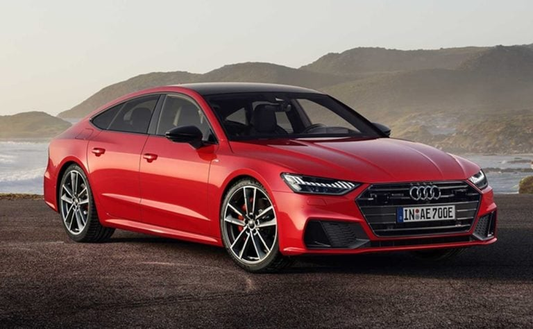 The 2020 Audi A7 Now Comes as a Plug-in Hybrid Variant too!