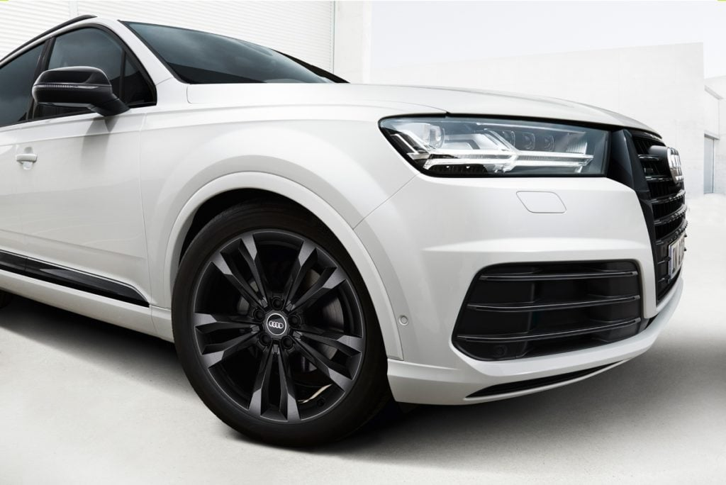 Audi Q7 Black Edition India image