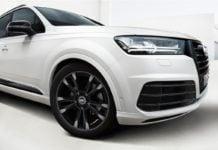Audi Q7 Black Edition India image