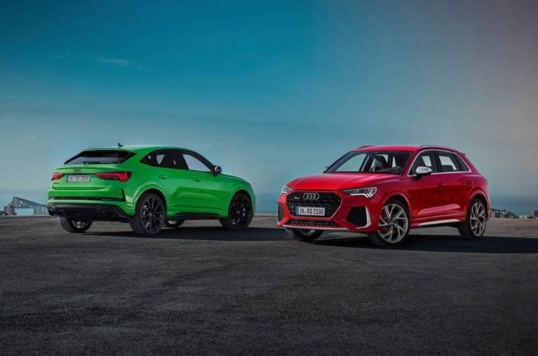 Audi Unveils 2020 RS Q3 and RS Q3 Sportback Globally!