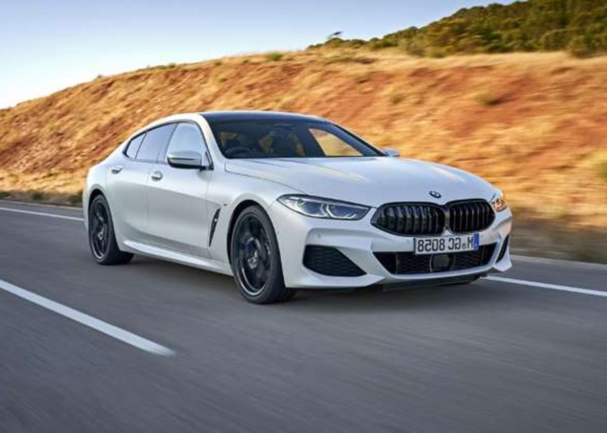 Bmw 840i Gran Coupe Price In India What S New