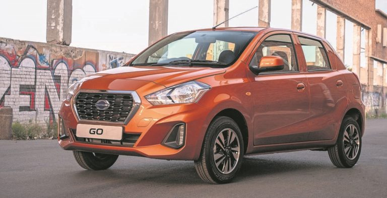 Datsun Go and Go+ Automatic CVT Bookings Open Now for Rs. 11,000!