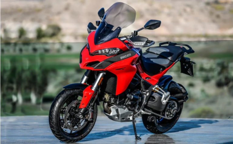Ducati will launch the Multistrada with a V4 Engine in 2021!