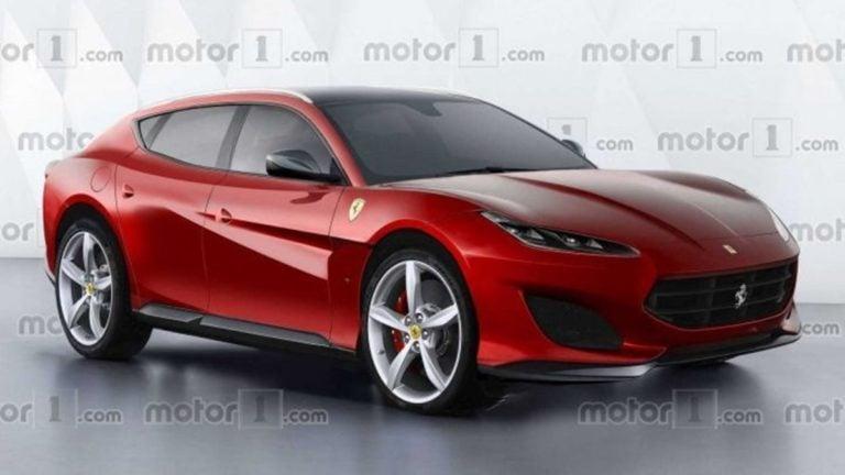 Details emerge of the Ferrari Purosangue SUV due in 2022!