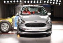 Ford Figo Safety Rating Image