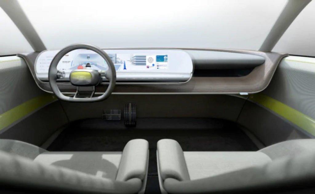 Hyundai 45 Concept Interiors