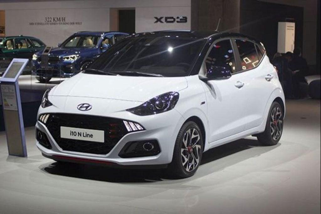 Hyundai Grand i10 Nios Turbo Petrol Image