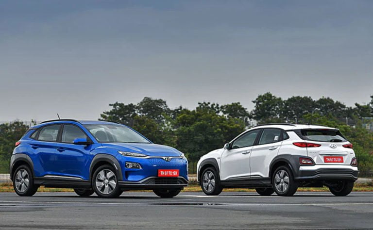 Hyundai Kona Sales cross 130 Units in Three Months since Launch!