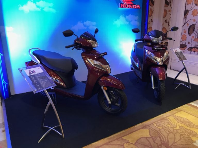 Honda Commences The Deliveries of BS6 Activa 125 FI