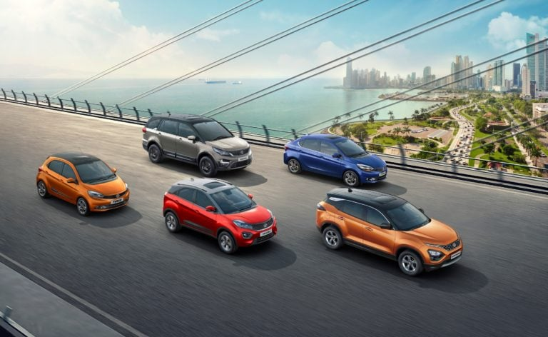 Tata Harrier, Nexon And Other Models Get Pro Editions With New Features