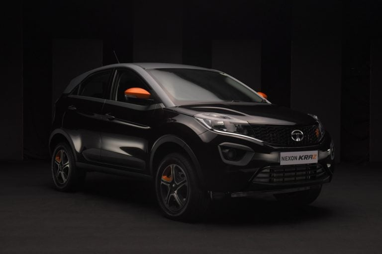 Limited Edition Tata Nexon KRAZ Edition Launched!