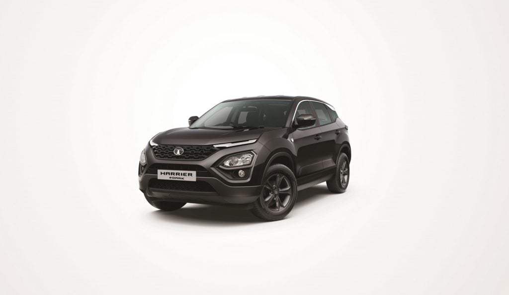 Tata Harrier Black Edition