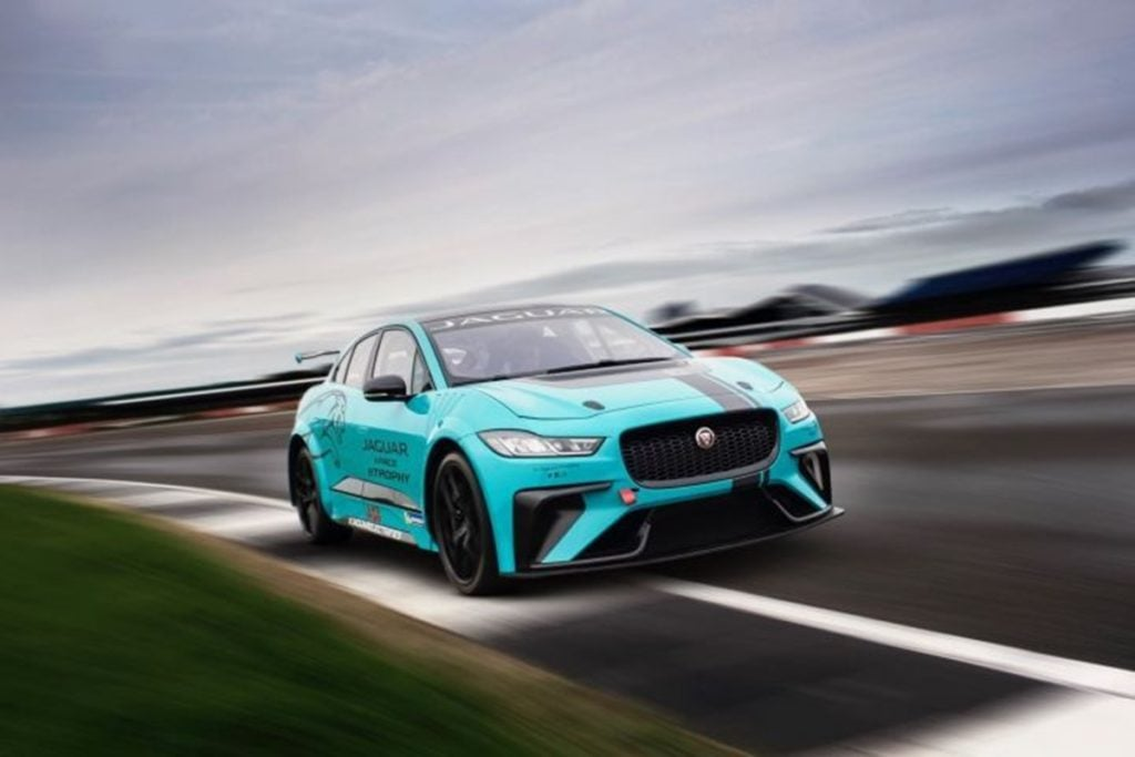 Jaguar I-Pace SVR on the cards, says Jaguar's SVO division