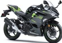 Kawasaki Ninja 400 Colour Image