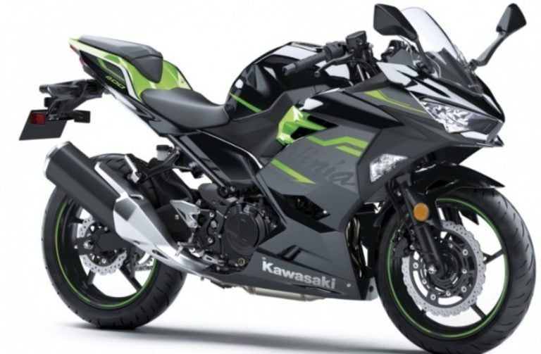 Kawasaki Motors India Introduces Two New Colour Schemes To Ninja 400