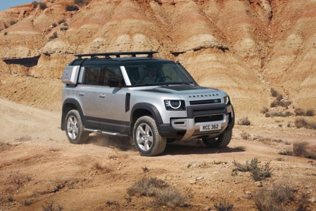 2020 Land Rover Defender unveiled