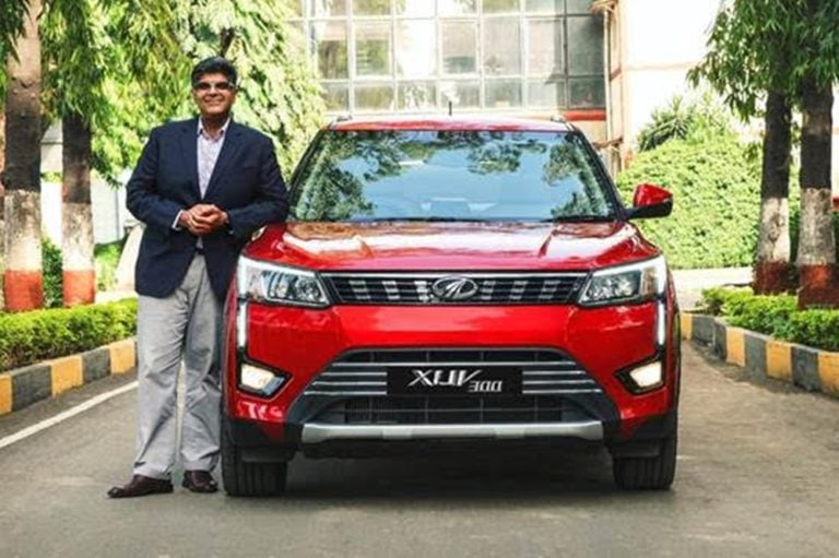 Mahindra Confirms Electric XUV300 With 300 Km Of Range