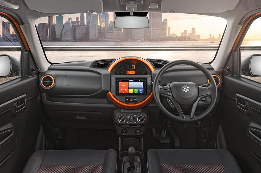 Maruti Suzuki S-Presso Interiors