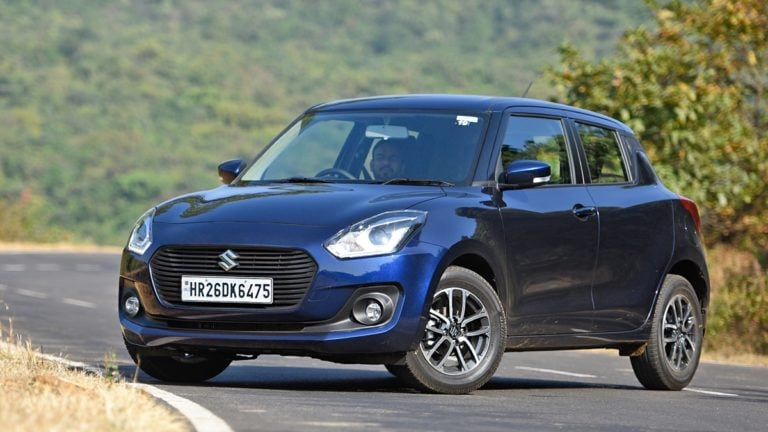 Maruti Suzuki Swift Could Get a More Powerful Engine Soon!