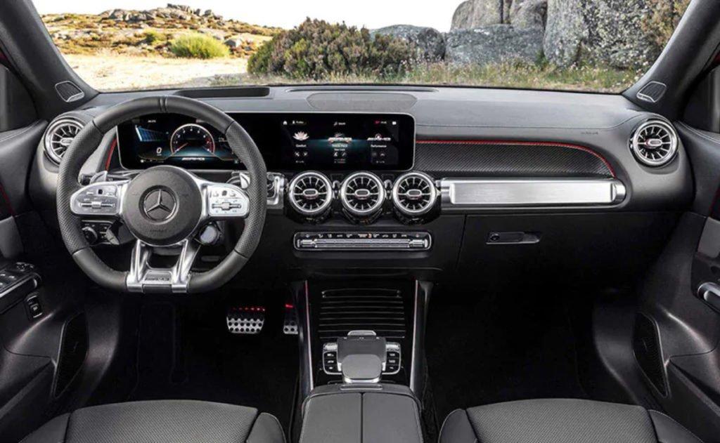 Mercedes-AMG GLB 35 Interiors
