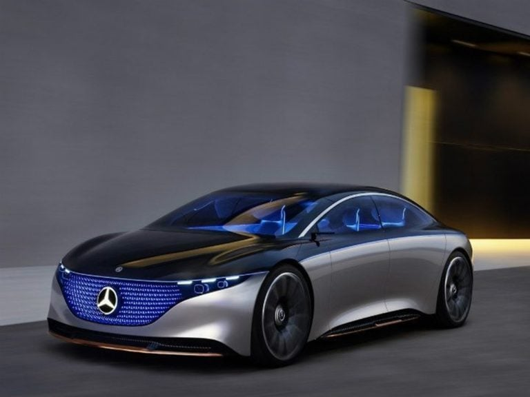 The First All-Electric AMG Will Be The Mercedes-AMG EQS!