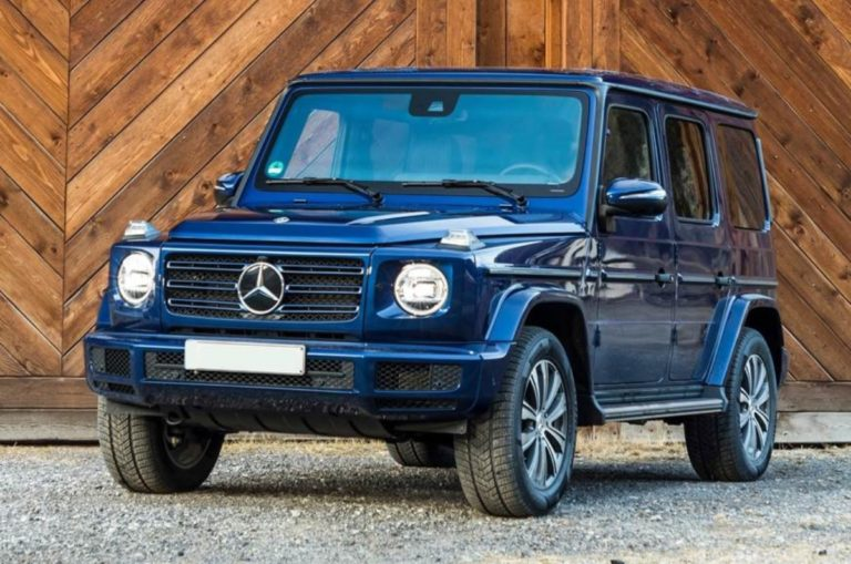 Can't Afford The AMG G63? Mercedes To Soon Launch The G350d In India