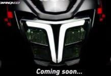 New TVS Ntorq Facelift