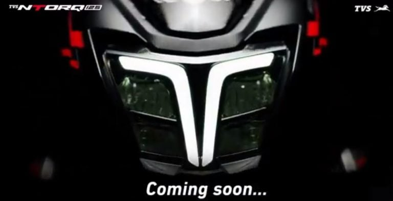 New TVS Ntorq 125 Facelift Incoming – What's New On It?