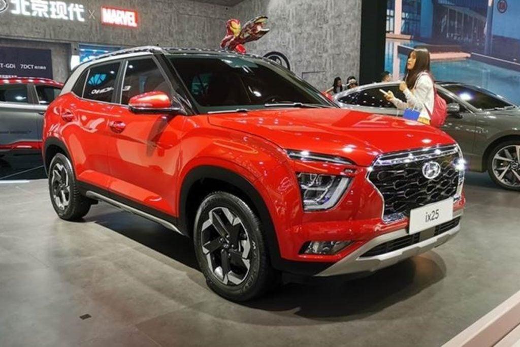 Next-gen Hyundai Creta