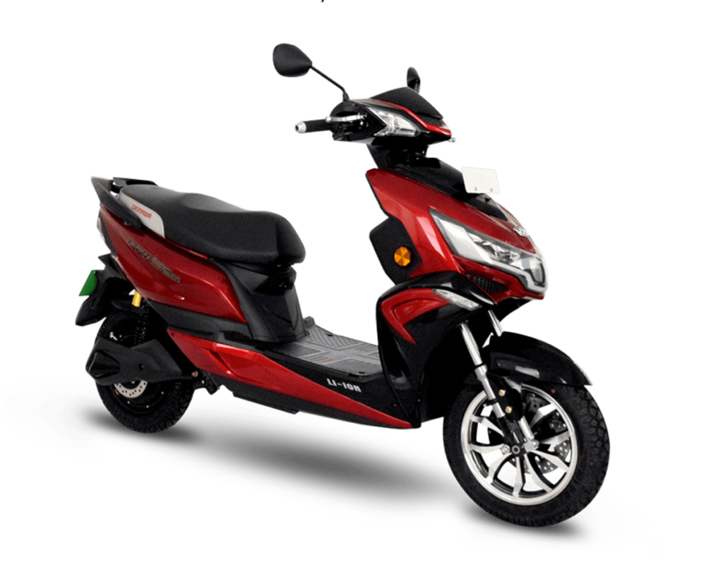 Okinawa Praise Pro Electric Scooter Launched in India for Rs. 71,990
