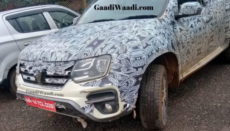 Renault Duster New BS6 Petrol Engine – Spy Shots