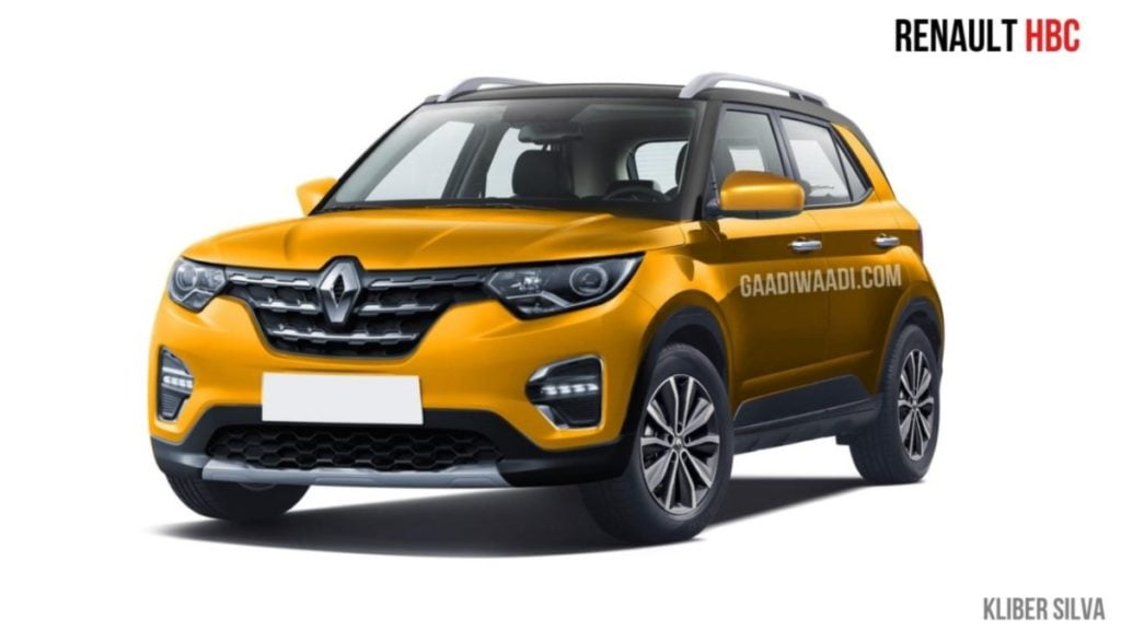 Renault too will have a car in mid-size SUV space with the all-new HBC