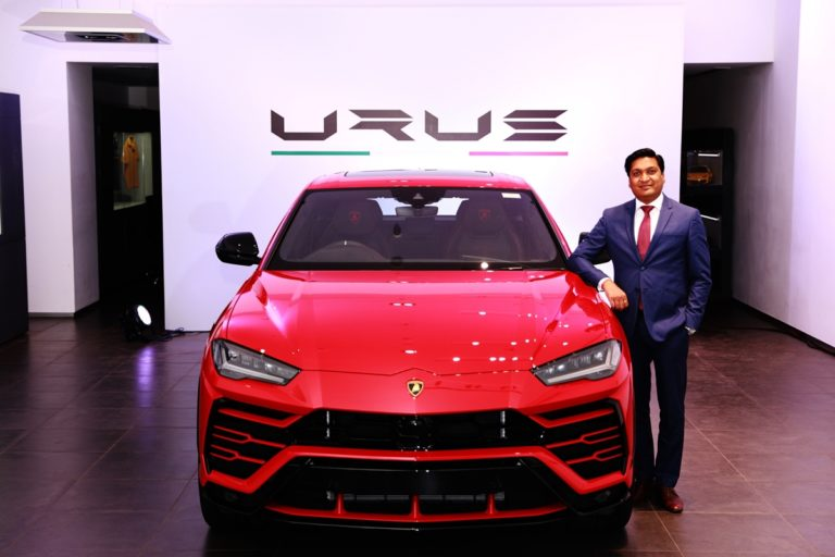 Lamborghini has sold 50 Units of the Urus in India in Just One Year!