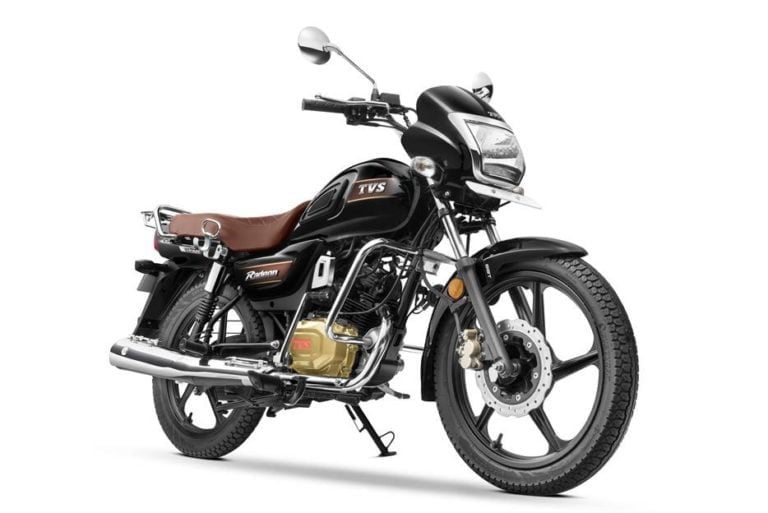TVS Radeon Special Edition Launched; Gets Front Disc Brake