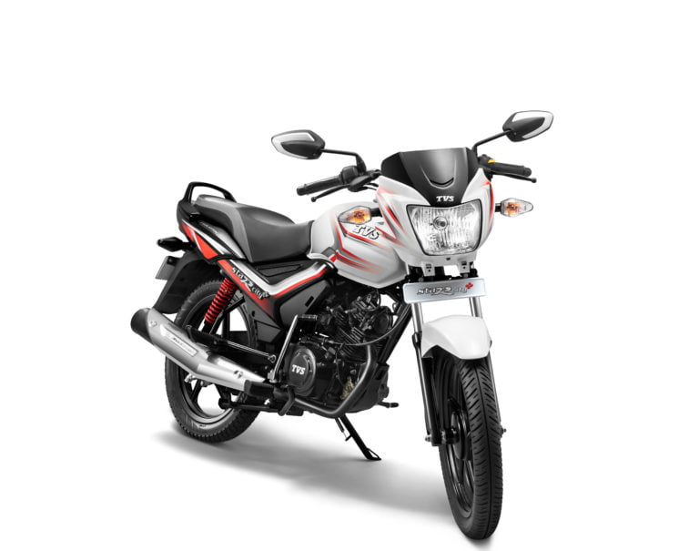 TVS Star City+ New Dual Tone Colour Launched