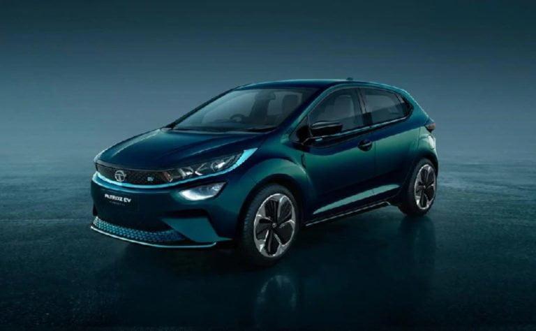 Tata Altroz EV and Nexon EV to be powered by ZIPTRON Powertrain Tech!